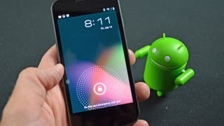 Google Android 4.1 (Jelly Bean): Walkthrough