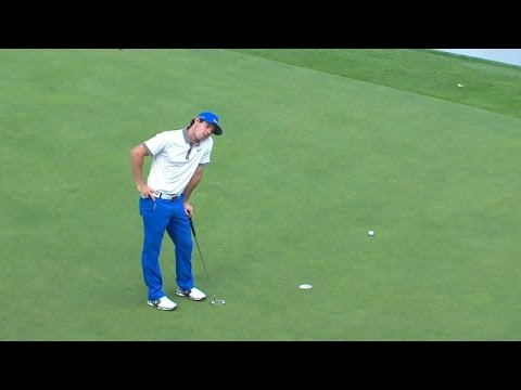 Rory McIlroy's déjà vu moment on No. 12 at BMW