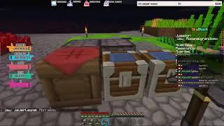 Striming dia 2 Minecraft, pinturillo y tetris :V