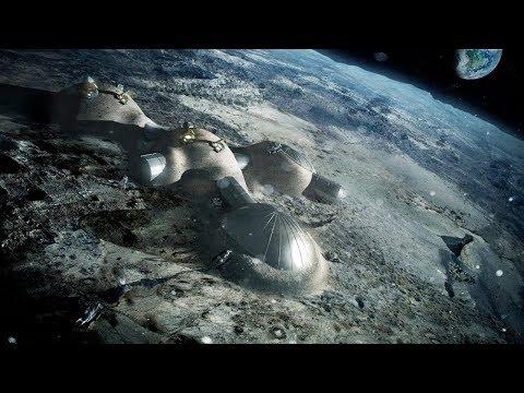 Kolonien im All - Zurück zum Mond - Doku Deutsch 2018 HD