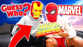 Guess That Marvel Superhero vs. ZackTTG - GUESS WHO? #7