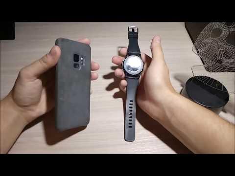 ГЛАВНЫЕ МИНУСЫ Samsung Galaxy S9 и Samsung Galaxy Watch(Frontier)  после Полугода