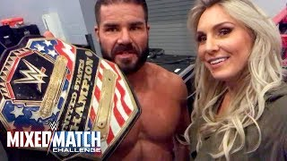 Charlotte gives a royal endorsement of the new United States Champion