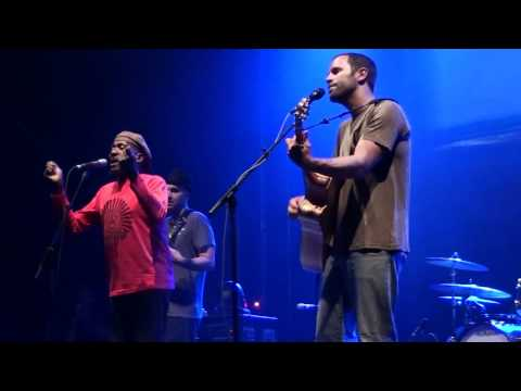 Jack Johnson&Jimmy Cliff-The harder they come, Pula, Croatia