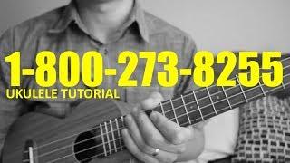Download Lagu Logic - 1-800-273-8255 - Ukulele Tutorial - Chords - How To Play Gratis STAFABAND