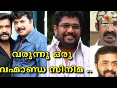 Mohanlal and Mammootty to do Shaji Kailas-Ranjith-Renji Panicker Film