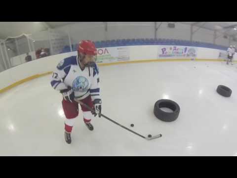 Хоккей для любителей. Хоккейная академия Дениса Абдуллина
