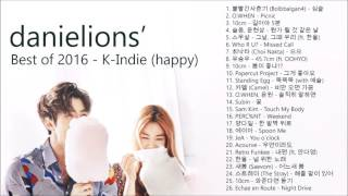 Download Lagu ♫ danielions' Best of 2016 - K-Indie (happy) Gratis STAFABAND