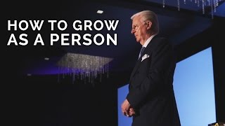 How to Grow as a Person