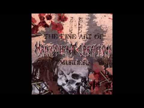 Malevolent Creation - Fine Art Of Murder