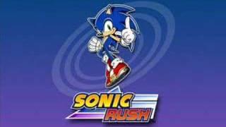 Sonic Rush Music: Jeh Jeh Rocket (sonic)