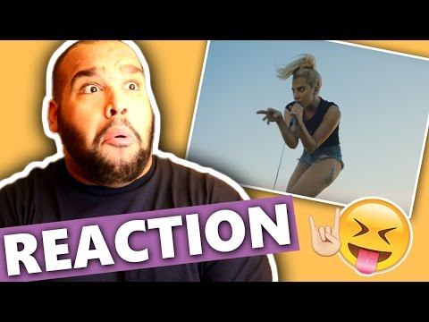 LADY GAGA - PERFECT ILLUSION (MUSIC VIDEO) REACTION