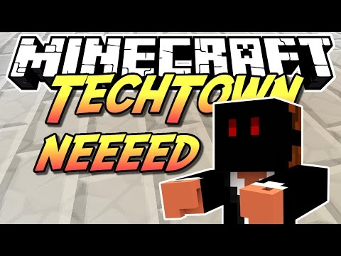 Minecraft TechTown - MATERIAL NEEEEED #116 - auf gamiano.de