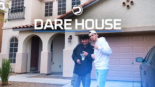 THE DARE HOUSE IS FINALLY HERE!