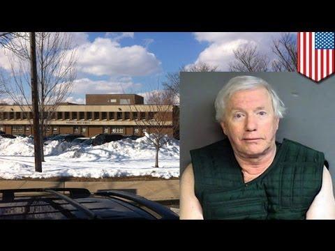 Teacher, nahuling nagma-masturbate sa loob ng eskuwelahan sa Connecticut!