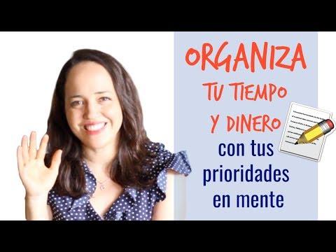 Prioridades familiares para organizar tu tiempo y dinero