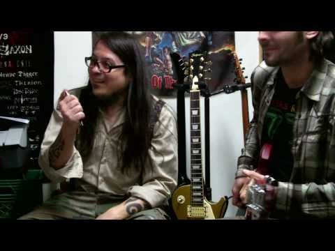 Bloopers - Radio Scout amateur CRW212 #3 - Enregistrement studio de la guitare