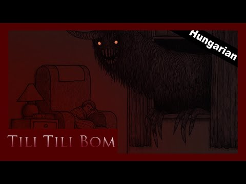 Tili Tili Bom (Russian Lullaby) Hungarian cover by Namito