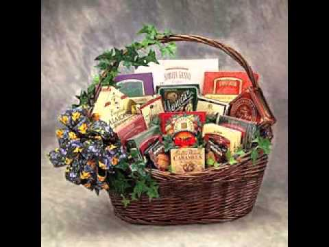 Wedding Gift Ideas Youtube : Wedding shower gift basket ideasYouTube