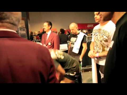 Dana White UFC 108 Video Blog - Fight Night Part 2