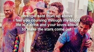 Coldplay Hymn For The Weekend Lyrics Video