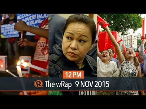 Typhoon Haiyan, pork barrel scam, Myanmar elections   12PM wRap