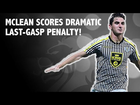 McLean scores dramatic last-gasp penalty!