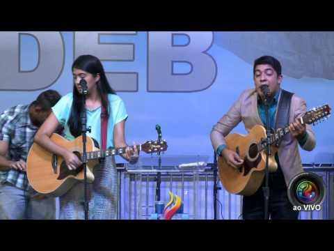 Dupla Canção e Louvor - UMADEB 2015