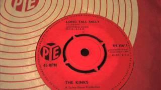 Watch Kinks Long Tall Sally video