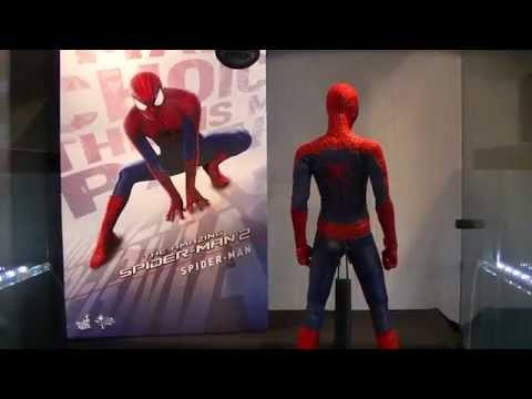 Hot Toys Amazing Spiderman 2 Full Review