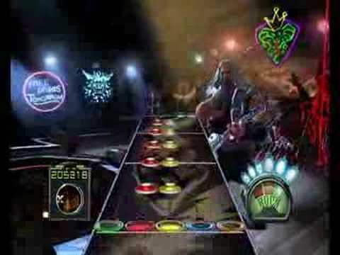 Guitar Hero 3 - Fury of the Storm - Custom