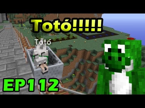 Watch Minecraft com Mods - Totó Nããããão! - EP112