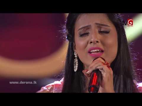 Thanha Aasha By Mahesha Sandamali @ Dream Star Season VII | Final 6 ( 11-11-2017 )