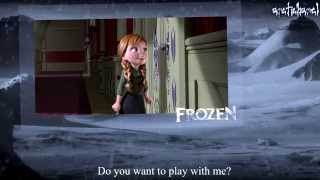 Frozen in Hindi - Do You Want To Build A Snowman (