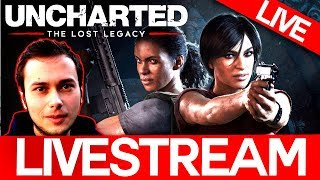 Incercam Noul Uncharted The Lost Legacy!