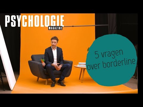 5 vragen over BORDERLINE | Psychologie Magazine