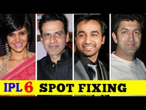 Watch Bollywood reacts on IPL6 Spot Fixing