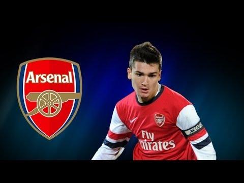 Jon Toral ● All Goals & Assists - 2013/2014 ● Arsenal U21