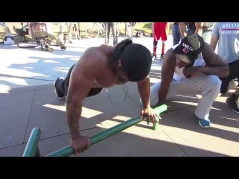 King Gator's Push Up Challenge