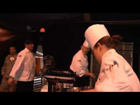 MilitaryChefs.com - U.S. Army Reserve Culinary Team Field Competition