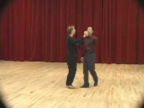 Beginner Social Foxtrot - Basic Step Ballroom Dance Lesson