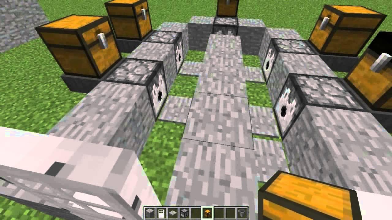 Minecraft Serie Sur la