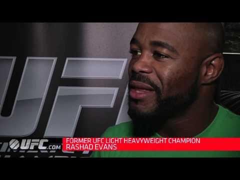 UFC 161 Media Day Highlights