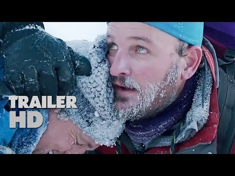 Everest - Official Trailer 2 2015 - Sam Worthington, Jake Gyllenhaal, Keira Knightley Movie HD