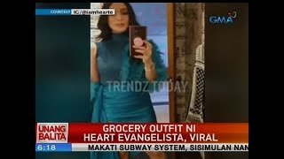 UB: Grocery outfit ni Heart Evangelista, viral