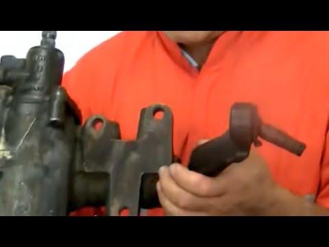 Reparacion De Caja De Direccion Hidraulica Toyota (Parte 1)