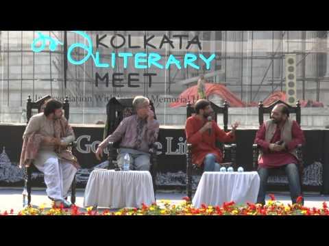 Anindya & Chandril at Tata Steel Kolkata Literary Meet 2015 -- Part 3