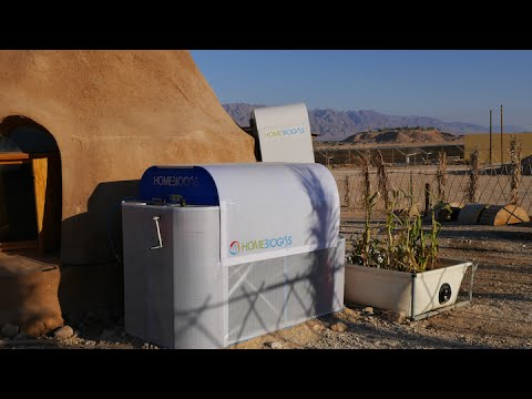 The Arava Institute Biogas Project