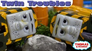 "Thomas and friends ""Twin Troubles"""