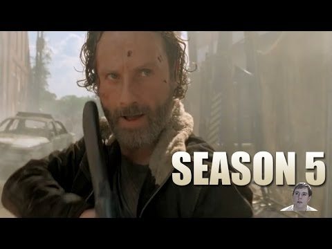 The Walking Dead Season 5 Trailer Review